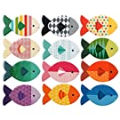 Petit Collage 神経衰弱 カラフルお魚 メモリーゲーム 24枚
