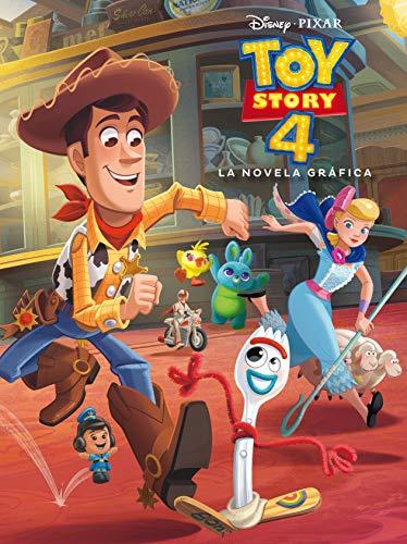 Toy Story 4. La novela gráfica (Disney. Toy Story 4)
