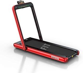 Fitifito ST100 2021 Edles Laufband im Büro zuhause Mini klein 1.0-12 km/h Bluetooth..