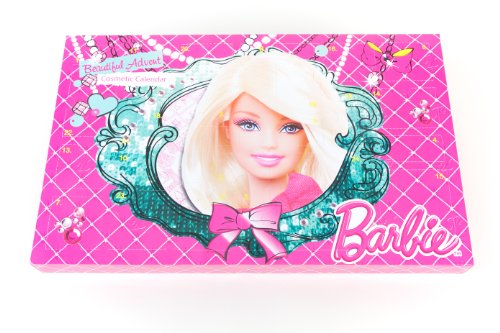 Markwins 9355919 - Barbie Kosmetik Adventskalender