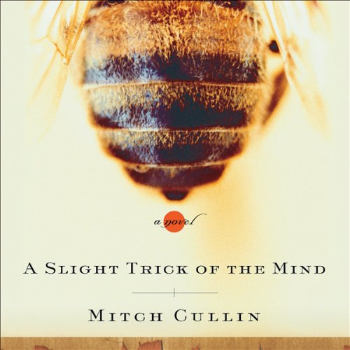 A Slight Trick of the Mind  audiobook cover art