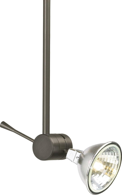 Tech Lighting 700FJSP1Z Free Jack-Sprocket Head 1.2IN, 7.65  x 7.65  x 5.95 , Antique Bronze Finish