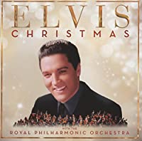 CHRISTMAS WITH ELVIS PRESLEY AND THE ROYAL PHILHARMONIC ORCHESTRA [CD]