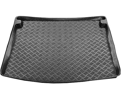 Protector Maletero PVC Compatible con Seat TARRACO con Suelo Alto, version 5 Plazas (desde 2018) + Regalo   Alfombrilla Maletero Coche Accesorios   Ideal para Perro Mascotas