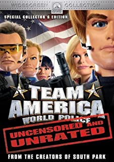 Team America: World Police - (Unrated Widescreen Special Collector's Edition) by Paramount