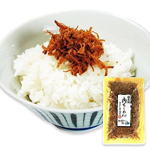 ご飯 の お供 茨城産 肉 ちりめん 鶏肉 50g つくば鶏 1袋 おかず 限定 北国からの贈り物