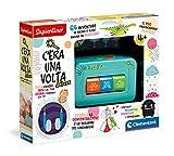 Clementoni - 17435 - Sapientino - C'era Una Volta Deluxe, racconta storie per bambini 4 an...