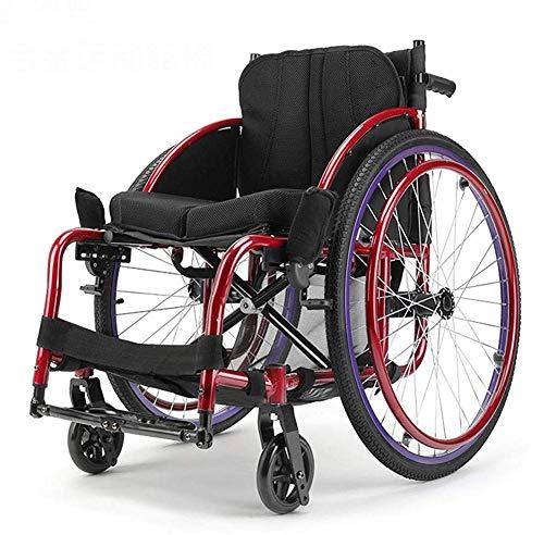TWL LTD-Wheelchairs Selbstfahrender Rollstuhl mit Federung