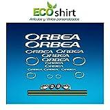 Ecoshirt 9K-ICI9-CJL3 Pegatinas Orbea R71 Vinilo Adesivi Decal Aufkleber...