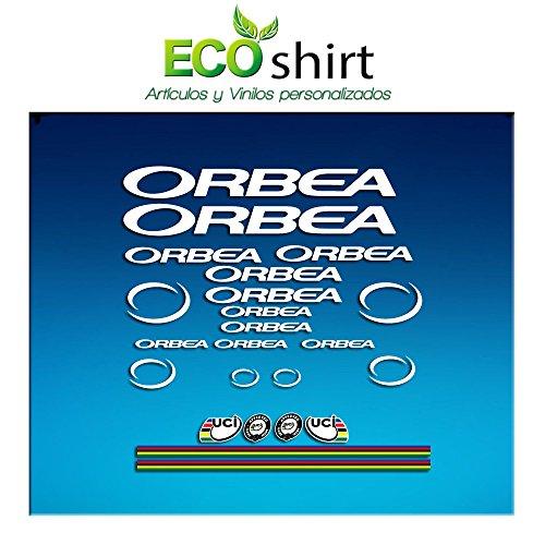 Ecoshirt 9K-ICI9-CJL3 Pegatinas Orbea R71 Vinilo Adesivi Decal Aufkleber Клей
