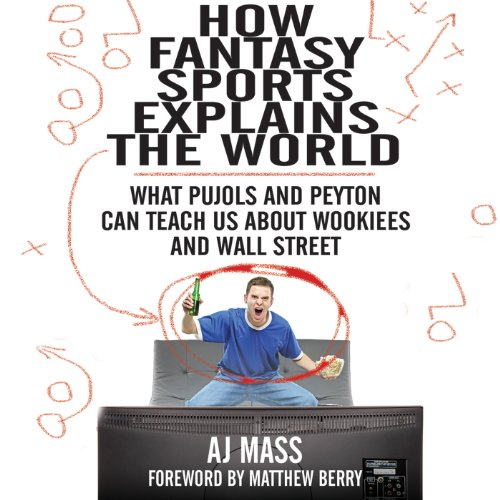 How Fantasy Sports Explains the World audiobook cover art