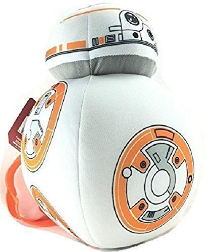 Star Wars Boys Disney BB-8 Plush Backpack - BRAND NEW - Licensed Product