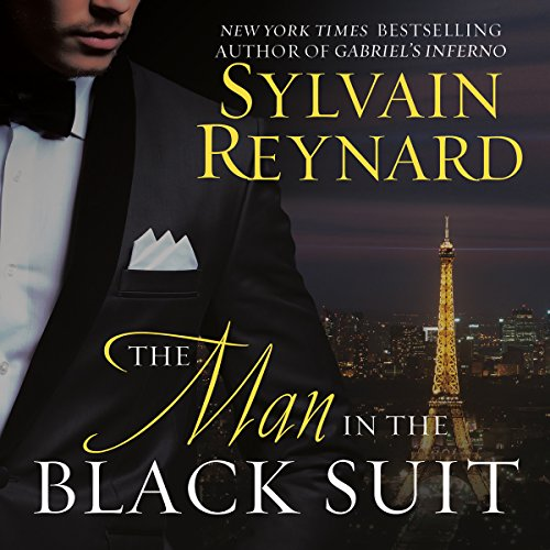 The Man in the Black Suit audiobook cover art