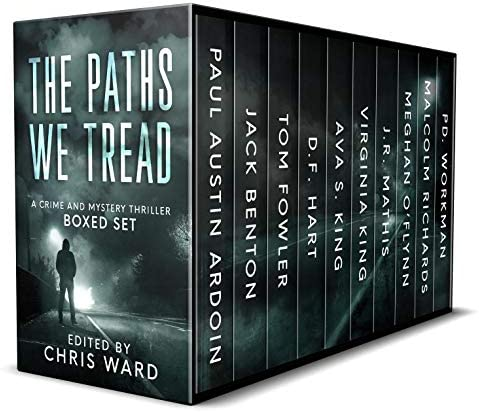 The Paths We Tread A Crime and Mystery Thriller Boxed Set product image