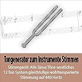 Sinuston Tonhöhe A#1/Bb1 - 58,2705 Hz - Kontra-Ais/B