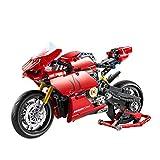 Zhenwo Iluminación De Fondo para La Técnica De Ducati Panigale V4R, LED Lighting Conjunto...