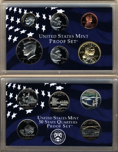 2005 S Collection Proof Set Uncirculated