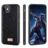 Marvel Avengers Leather Case for iPhone XR, Captain America, Blue