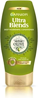 Garnier Ultra Blends Conditioner, Mythic Olive, 175ml