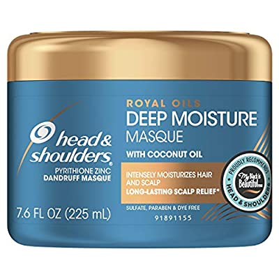 Head & Shoulders Scalp Cream and Elixir Treatment Kit