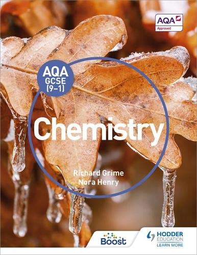 AQA GCSE (9-1) Chemistry Student B