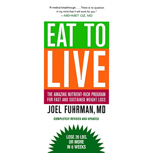 Eat to Live cover art