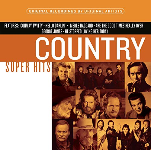 Price comparison product image Country Super Hits