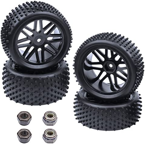 (4-Pack) HobbyPark 1/10 Scale Off Road Buggy...