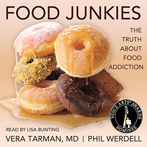 Food Junkies audiobook cover art