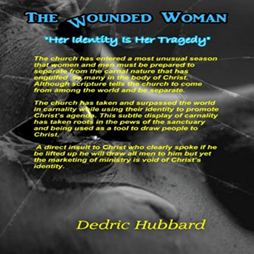 The Wounded Woman audiobook cover art