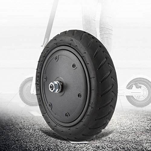 Motor de 250W con rueda de neumático para Xiaomi M365 Repuesto de scooter eléctrico Accesorios antiexplosión Neumático de rueda Estructura de scooter antideslizante y motor para scooter eléctrico