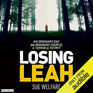 Losing Leah cover art
