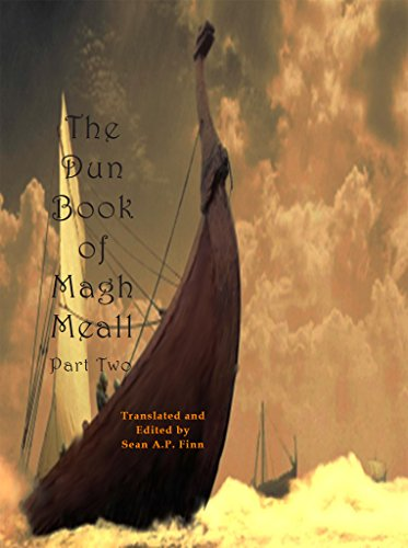 The Dun Book of Magh Meall, Part Two: The Bold Voyage of Mystery (English Edition)