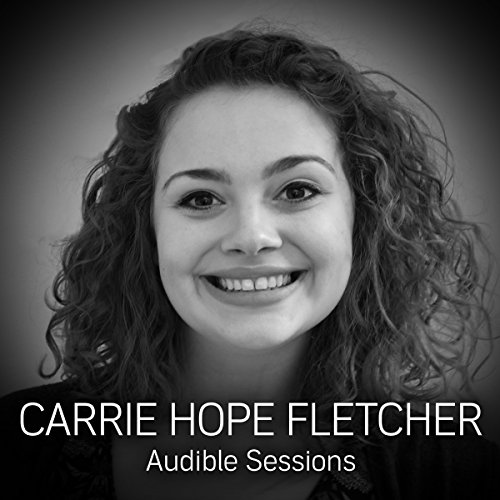 Carrie Hope Fletcher audiobook cover art