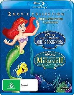 The Little Mermaid Ariel's Beginning/Return to the Sea