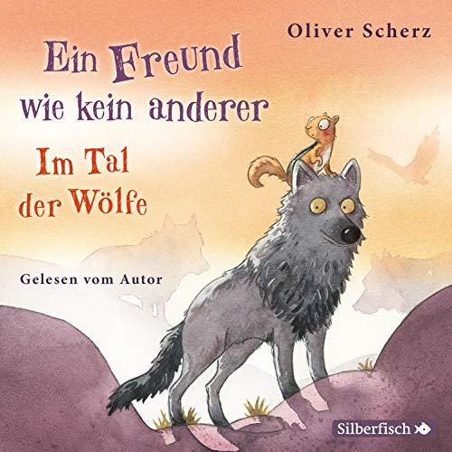 Couverture de Ein Freund wie kein anderer - Im Tal der Wölfe