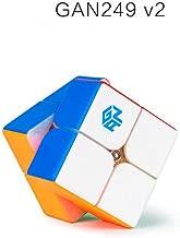 GoodPlay Gan 249 V2 Speed Cube Gan 249 2x2 Stickerless Ganspuzzle Magic Cube