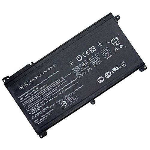 Trconelectron Laptop Replacement BI03XL Battery for HP Pavilion X360 13-U 13-U000 13-U119TU 13-U120TU 13-U121TU 13-U122TU 13-U138TU Series 844203-855