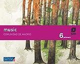 Music. 6 Primary. Savia. Comunidad de Madrid...
