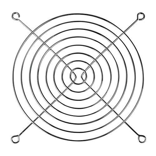 ARCTIC Fan Grill 120 mm - Lüfterabdeckung aus Stahl, Lüftergitter Luftstrom-Durchlässig, erhältlich in unterschiedlichen Größen