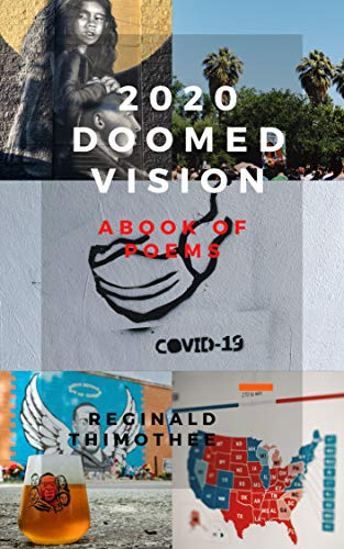 2020 Doomed Vision: A Book of Poems (English Edition)