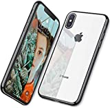 ALIDIRECT Crystal Clear Case for iPhone Xs Max 6.5' (2020); Soft, Flexible, Ultra-Thin Slim-fit Silicone TPU Cover for Apple iPhone Xs max case