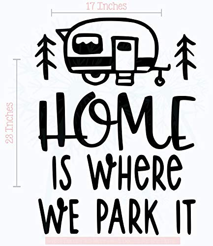 RV Wall Decal