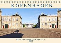 Kopenhagen. Daenemarks schoene bunte Metropole (Tischkalender 2022 DIN A5 quer): Malerisch, bunt und aufregend ist die Hauptstadt von Daenemark (Monatskalender, 14 Seiten )