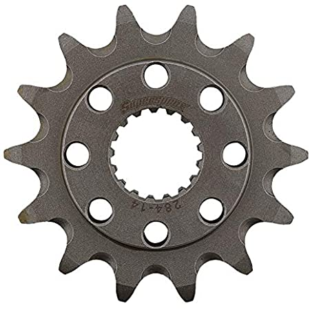 Supersprox Stealth Rear Sprocket 48 Tooth Red RST210-48 Red RST-210-48-RED