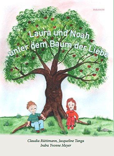 Laura und Noah unter dem Baum der Liebe
