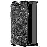 Compatible avec Huawei P10 PLUS Coque,Placage Paillettes Brillante Bling Glitter de Luxe Strass...