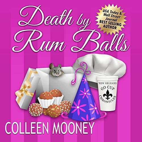Death by Rum Balls Titelbild