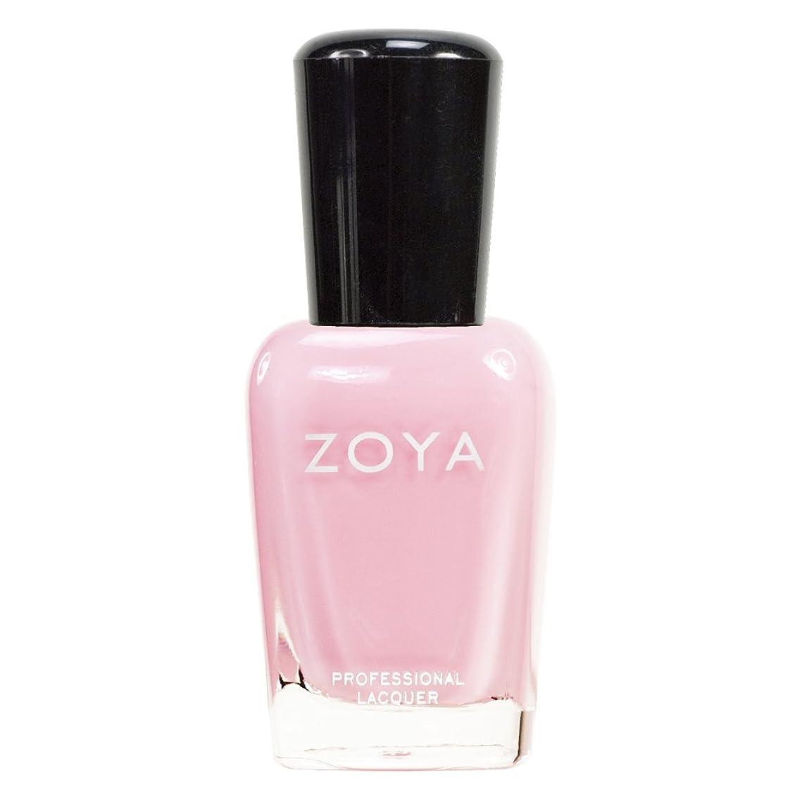 否認する悲しいことに野望ZOYA ゾーヤ ネイルカラーZP315 BELA ベラ 15ml 淡く優しいクリーミーなピンク マット 爪にやさしいネイルラッカーマニキュア