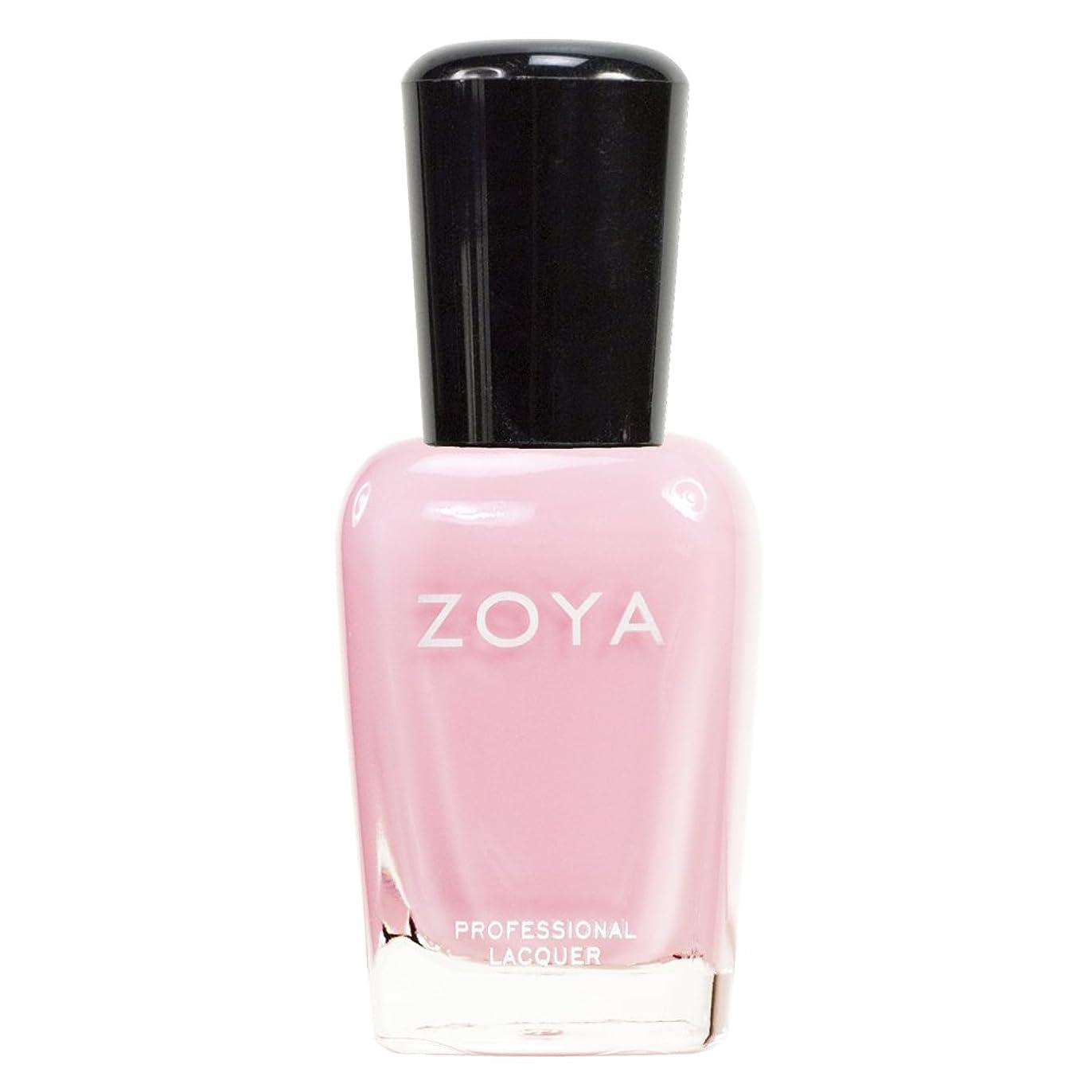 クック生理レスリングZOYA ゾーヤ ネイルカラーZP315 BELA ベラ 15ml 淡く優しいクリーミーなピンク マット 爪にやさしいネイルラッカーマニキュア